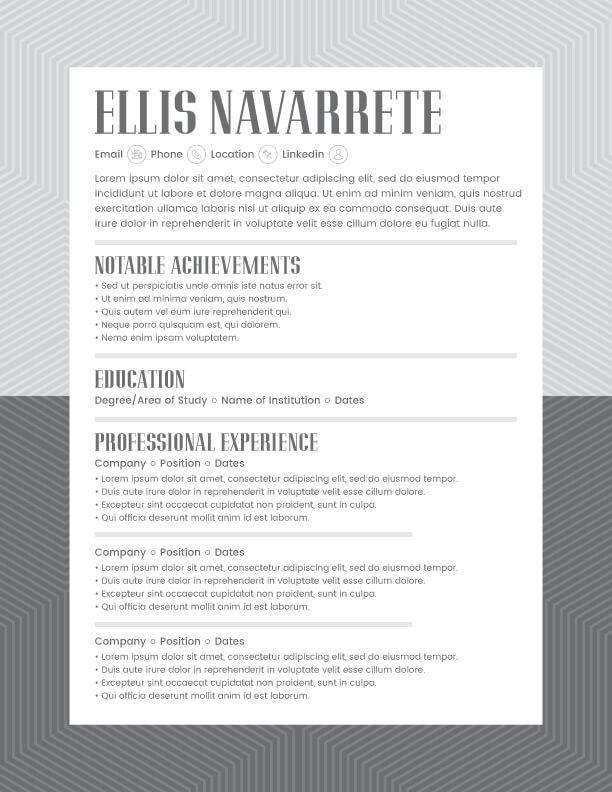 kickass resume templates badass resume company