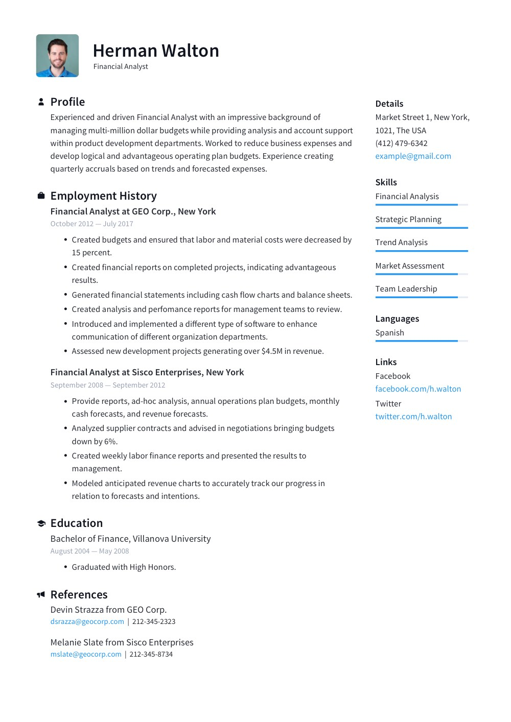 Free Resume Templates Badass Career Resources For 2019